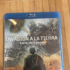Cine: INVASIÓN A LA TIERRA BLURAY SEMINUEVO. Lote 288921308