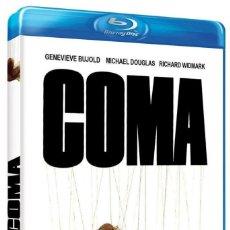 Cine: COMA (MICHAEL DOUGLAS, RICHARD WIDMARK) - BLURAY NUEVO Y PRECINTADO - BDR. Lote 288921658