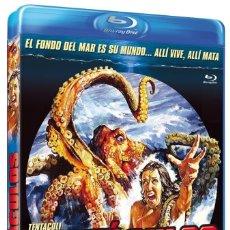 Cine: TENTACULOS (JOHN HOUSTON, HENRY FONDA, SHELLEY WINTERS) - BLURAY NUEVO Y PRECINTADO- BDR. Lote 288921823