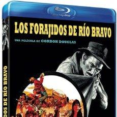 Cine: LOS FORAJIDOS DE RIO BRAVO (LEE VAN CLEEF, WARREN OATES) - BLURAY NUEVO Y PRECINTADO, BDR. Lote 288922133