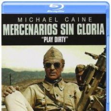 Cine: MERCENARIOS SIN GLORIA (MICHAEL CAINE) - BLURAY NUEVO Y PRECINTADO - BDR. Lote 288922303