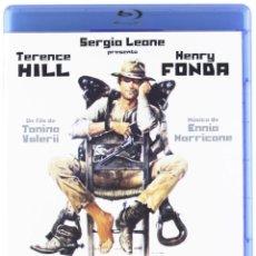 Cine: MI NOMBRE ES NINGUNO (TERENCE HILL, HENRY FONDA) - BLURAY NUEVO Y PRECINTADO- BDR. Lote 288922623
