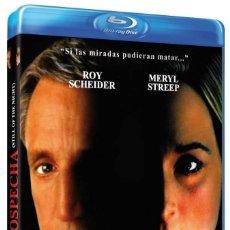 Cine: BAJO SOSPECHA (ROY SCHEIDER, MERYL STREEP) - BLURAY NUEVO Y PRECINTADO - BDR. Lote 288923418