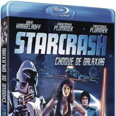 Cine: STARCRASH, CHOQUE DE GALAXIAS (DAVID HASSELHOFF, CHRISTOPHER PUMMER) - BLURAY NUEVO Y PRECINTADO,BDR. Lote 288925783