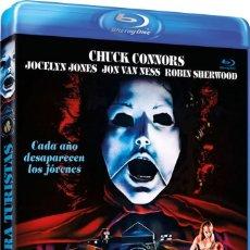 Cine: TRAMPA PARA TURISTAS (CHUCK CONNORS. JOCELYN JONES) - BLURAY NUEVO Y PRECINTADO, BDR. Lote 288925853