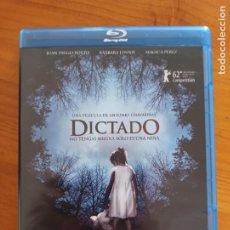 Cine: BLU-RAY DICTADO - JUAN DIEGO BOTTO (Z5). Lote 289443003