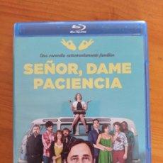 Cine: BLU-RAY SEÑOR, DAME PACIENCIA (Z5). Lote 289443233
