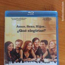 Cine: BLU-RAY UN PLAN PERFECTO (AMIGOS CON HIJOS) (B6). Lote 289447408