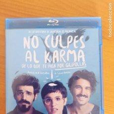 Cine: BLU-RAY NO CULPES AL KARMA DE LO QUE TE PASA POR GILIPOLLAS (B6). Lote 289447438