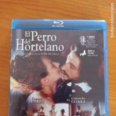 Cine: BLU-RAY EL PERRO DEL HORTELANO - EMMA SUAREZ, CARMELO GOMEZ (B6). Lote 289448083