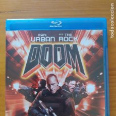 Cine: BLU-RAY DOOM - KARL URBAN, THE ROCK (F6). Lote 289632133