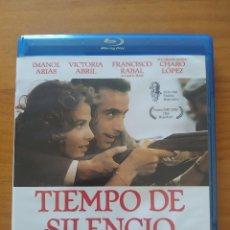 Cine: BLU-RAY TIEMPO DE SILENCIO - VICENTE ARANDA, IMANOL ARIAS, VICTORIA ABRIL (G6). Lote 289632683