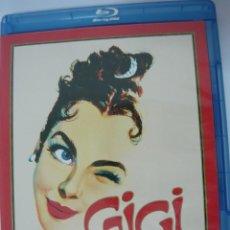 Cine: GIGI (INCLUYE IDIOMA CASTELLANO) PREMIO ÓSCAR A LA MEJOR PELÍCULA 1958 BLU-RAY. Lote 289705108