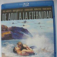 Cine: DE AQUI A LA ETERNIDAD (INCLUYE IDIOMA CASTELLANO) PREMIO ÓSCAR A LA MEJOR PELÍCULA 1953 BLU-RAY. Lote 289705688