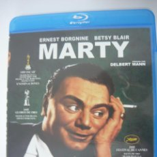 Cine: MARTY (INCLUYE IDIOMA CASTELLANO) PREMIO ÓSCAR A LA MEJOR PELÍCULA 1955 BLU-RAY. Lote 289706328