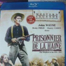 Cine: EL PASTOR DE LAS COLINAS 1941 (REMASTERIZADA) JOHN WAYNE. VERSIÓN ORIGINAL: SOLO IDIOMA INGLÉS. Lote 289707893