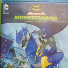 Cine: BATMAN - UNLIMITED - MONSTERMANIA - DIBUJOS ANIMADOS. Lote 289761933