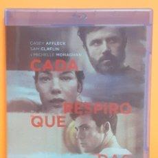 Cine: CADA RESPIRO QUE DAS (2021)(BLU-RAY) - USADO. Lote 289762073