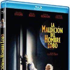 Cine: LA MALDICIÓN DEL HOMBRE LOBO - TERENCE FISHER. Lote 289767878