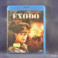 Cine: EXÓDO - BLU RAY. Lote 289798268