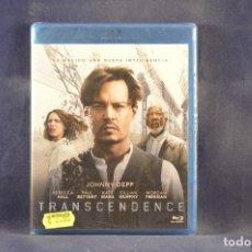 Cine: TRANSCENDENCE - BLU RAY. Lote 289798398