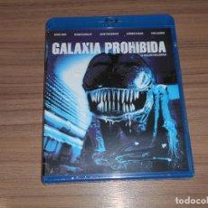 Cine: GALAXIA PROHIBIDA TERROR BLU-RAY DISC NUEVO PRECINTADO. Lote 289890993