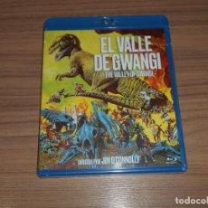 Cine: EL VALLE DE GWANGI BLU-RAY DISC NUEVO PRECINTADO. Lote 289891063