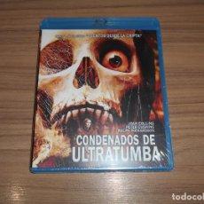 Cine: CONDENADOS DE ULTRATUMBA BLU-RAY DISC NUEVO PRECINTADO. Lote 289891178