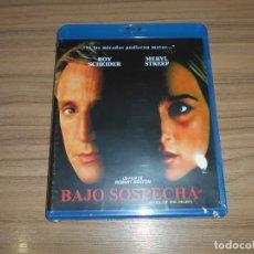 Cine: BAJO SOSPECHA BLU-RAY DISC MERYL STREEP ROY SCHEIDER NUEVO PRECINTADO. Lote 289891253