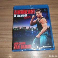 Cine: LIONHEART EL LUCHADOR BLU-RAY DISC VAN DAMME NUEVO PRECINTADO. Lote 289891328