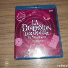 Cine: LA DIMENSION DESCONOCIDA VOLUMEN 4 2 BLU-RAY DISC NUEVO PRECINTADO. Lote 289893138