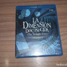 Cine: LA DIMENSION DESCONOCIDA VOLUMEN 5 2 BLU-RAY DISC NUEVO PRECINTADO. Lote 289893233