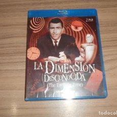 Cine: LA DIMENSION DESCONOCIDA VOLUMEN 8 2 BLU-RAY DISC NUEVO PRECINTADO. Lote 289893448