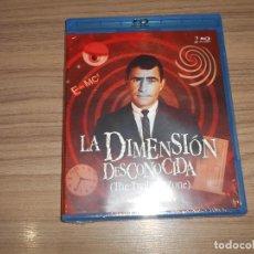 Cine: LA DIMENSION DESCONOCIDA VOLUMEN 11 2 BLU-RAY DISC NUEVO PRECINTADO. Lote 289893528