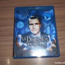 Cine: LA DIMENSION DESCONOCIDA VOLUMEN 12 2 BLU-RAY DISC NUEVO PRECINTADO. Lote 289893573