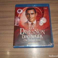 Cine: LA DIMENSION DESCONOCIDA VOLUMEN 2 2 BLU-RAY DISC NUEVO PRECINTADO. Lote 289893648