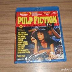 Cine: PULP FICTION BLU-RAY DISC QUENTIN TARANTINO NUEVO PRECINTADO. Lote 289929368