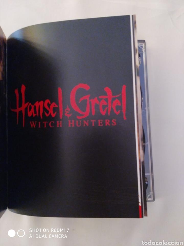 Cine: Hansel and Gretel, Witch Hunters, Blu-ray 3D+ Blu-ray+ DVD,como nuevo - Foto 4 - 290103343