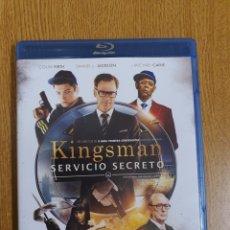 Cine: KINGSMAN SERVICIO SECRETO, BLU RAY. Lote 291493848