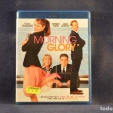 Cine: MORNING GLORY - BLU RAY. Lote 293745578