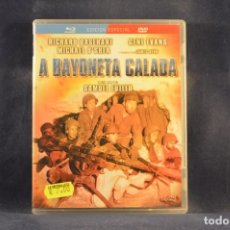 Cine: A BAYONETA CALADA - BLU RAY + DVD. Lote 293746173