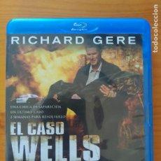 Cine: BLU-RAY + DVD EL CASO WELLS - RICHARD GERE (6K). Lote 294955893