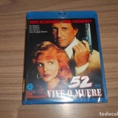 Cine: VIVE O MUERE BLU-RAY DISC ROY SCHEIDER ANN-MAGRET NUEVO PRECINTADO. Lote 295044288