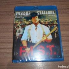 Cine: F.I.S.T. FIST BLU-RAY DISC STALLONE NUEVO PRECINTADO. Lote 295044923