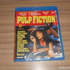 Cine: PULP FICTION BLU-RAY DISC QUENTIN TARANTINO NUEVO PRECINTADO. Lote 295744888