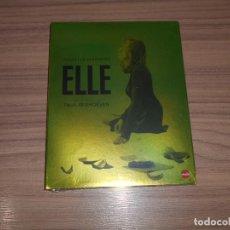 Cine: ELLE EDICION ESPECIAL BLU-RAY DISC DE PAUL VERHOEVEN ISABELLE HUPPERT NUEVO PRECINTADO. Lote 295773933