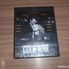 Cine: COLD WAR BLU-RAY DISC PAWEL PAWLIKOWSKI NUEVO PRECINTADO. Lote 295774003