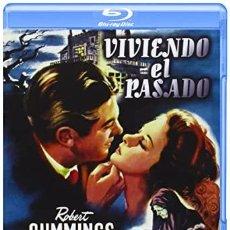 Cine: VIVIENDO EL PASADO BLURAY. Lote 295801323