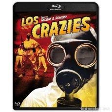Cine: LOS CRAZIES BLURAY. Lote 295814688
