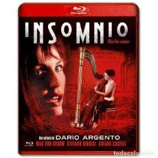 Cine: INSOMNIO BLURAY. Lote 295814918